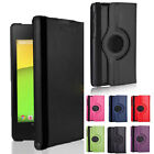 360°Rotating Smart Cover Case Stand for Asus Google Nexus 7  2013 2nd Generation