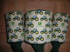 John Deere Tiny Tractor Golf Headcover Great Gift Golf Iron Golf Covers JD