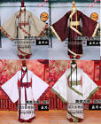 Free Shipping Chinese Ancient Emperor Prince Dramaturgic Robe Cosplay One Size