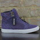 Supra Skytop Skate Shoes Trainers new in box Purple Sizes UK 4