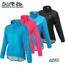 Dare2b AQ-Lite Womens Lightweight Waterproof Breathable Shell Jacket Turquoise