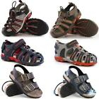 BOYS SUMMER SANDALS GIRLS INFANTS WALKING SPORTS HIKING TREK BEACH SHOES SIZE