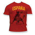 T-Shirt SPAIN ESPANA. Ideal for: Football,Fan,Hooligans, EURO 2016 FRANCE