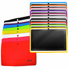 """10 Color 7"""" Dual Camera Q88 Q8 Google Android A13 Tablet PC Silicone Case Cover"""