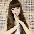 New Sexy Fashion Women Cosplay Party Full Long Hair Wig Korean Wavy Curly Wigs