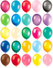 "50 ,72, 100  High Quality Solid Latex Balloons 12"" U Pick Colors"