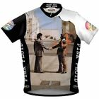 PINK FLOYD - WISH YOU WERE HERE - OFFICIAL MENS CYCLING JERSEY (SHIRT)