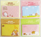 Molang Removable Adhesive Paper / Sticky Notes (Your Choice of Design)~KAWAII