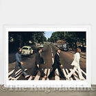 ABBEY ROAD BEATLES QUALITY POSTER PICTURE PRINT Sizes A4 to A0 **NEW**