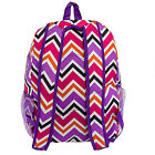 "16.5"" Print School Cheer Gym Travel Backpack Bag"