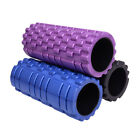 Yoga Pilates Exercise EVA Foam Roller Fitness Home Gym Massage Hollow Solid