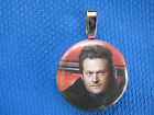 Blake Shelton the Voice Favorite Judge handmade changeable  Insert w/  Necklace