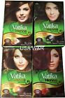 Dabur Vatika Henna Powder Best Hair Color Dark Natural Brown Burgundy Black