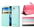 New Yusi Luxury Smart Sleep Flip Stand Cover Leather Case For OPPO Find 7 X9007