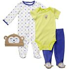 SALE! Carter's baby girl's Sleep & Play 4pc outfit set 6M 9M DADDY'S PRINCESS