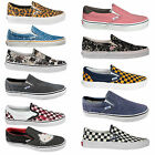 Vans Women's Classic Slip On Slipper Sneakers Casual Shoes Trainers New