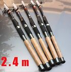 1pc Outdoor Navigators Carbon Spinning Telescopic Fishing Rods Fishing Pole