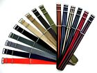 NATO watch strap band G10 nylon Military Diver utc RAF stitched bonded IW SUISSE