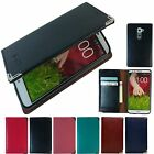 SIRIUS S-Flip Leather Wallet Cover Case For LG G2 D800/LS980/D801/D803/D804/D802