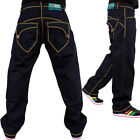 Brooklyn Mint Rasta Super Thick Stitch Star Jeans Time Hip Hop is G Money