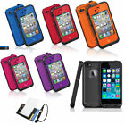 For iPone 5/5G/5S/5C/4S/4 100% Waterproof Shockproof Dirt Protective Pouch Case