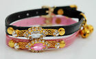 Cat Collar Diamante,Kitten,crystal,rhinestone,safety collar,Bling cat collar
