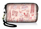 Romantic Carry Bag Case Cover Pouch For Digital Camera,iPhone 3 4 5,Ipod Touch