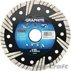 Graphite diamond blade disc 115-230 mm turbo for concrete floor tiles marble