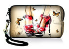 Shoes Sleeve Case Bag Cover Pouch+Strap For Apple iPod Touch 4 4th /5 5G 5th Gen