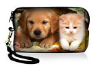 Cute Sleeve Case Bag Cover Pouch+Strap For Apple iPod Touch,iphone,Mobile Phone