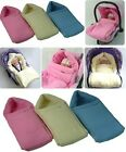 NEW UNIVERSAL CAR SEAT FOOTMUFF / COSY TOES * 7 Colours *