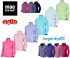 Target Dry MIAS Womens Waterproof Breathable Packaway Pac a Mac in a Sac Jacket