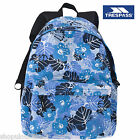 TRESPASS Surf Hawaian Beach School Kids Backpack Rucksack Bag Childrens Blue