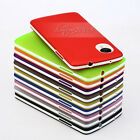 NEW Ultra-Thin Soft Translucent Rubber Bumper Case Cover For LG Nexus 5 5G