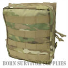 MOLLE UTILITY POUCH Crye Precision MULTICAM Camo Small Medium Large Airsoft MTP