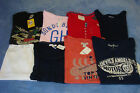 NEW WITH TAG WOMEN TOPS -  A&F, AERO, ED HARDY, GH, JUICY & LUCK BRAND