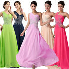 Sexy Long Bridesmaid Cocktail Prom Party Ball Gown Formal Evening Maxi Dresses