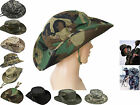 Outdoor Hunting Army Bucket Jungle Cotton Military Boonie Hat Cap Tactical Head