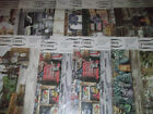 A4 Non Die Cut Cardmaking Decoupage Sheet Framin Cards Scenic Various Designs