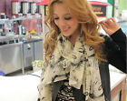 Marilyn Monroe Heads Print Women/Lady Chiffon Scarf Shawl Wrap Long Stole