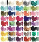 40 Colors U Pick New Cashmere Silk Solid Long Scarf Soft Shawl Wrap Hot