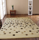 LARGE MODERN SOFT MULTICOLORED SPACE DUST HARLEQUIN DESIGN CHEAP COST RUGS