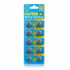 AG13 LR44 357A SR44SW SP76 L1154 RW82 Button Cell Coin Alkaline Watch Batteries
