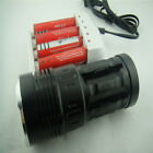 SKYRAY 9500Lm 7x CREE T6 LED Lampada Torcia luce 18650 batteria caricabatterie
