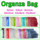 Organza Gift Bags Candy Jewellery Packing Pouches Wedding Party