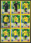MATCH ATTAX FOOTBALL WORLD CUP 2014 BRAZIL BASE STAR PLAYER AND MANAGER CARDS