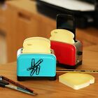 The Notester - Toaster Design Sticky Notes & Sharpener Desk Accessory