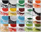 50g Glass Seed Beads - Size 11/0 -  Approx 2mm - Jewellery Making - Craft