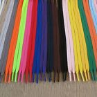 1 Pair Thick Shoelace Sneakers Athletic Shoelace String Shoelaces 24 Color