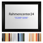PICTURE FRAME 22 COLORS FROM 9x37 TO 9x47 INCH POSTER GALLERY PHOTO FRAME NEW